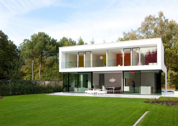 House in Geel, Belgium