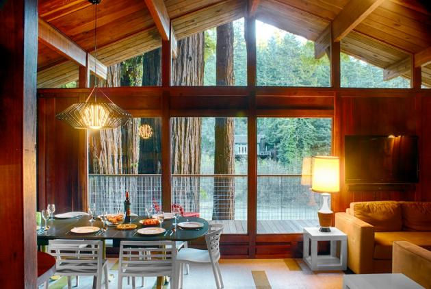 House in Guerneville, CA