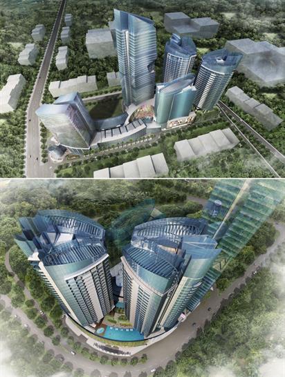 Clermont Kuala Lumpur - P&T Consultants