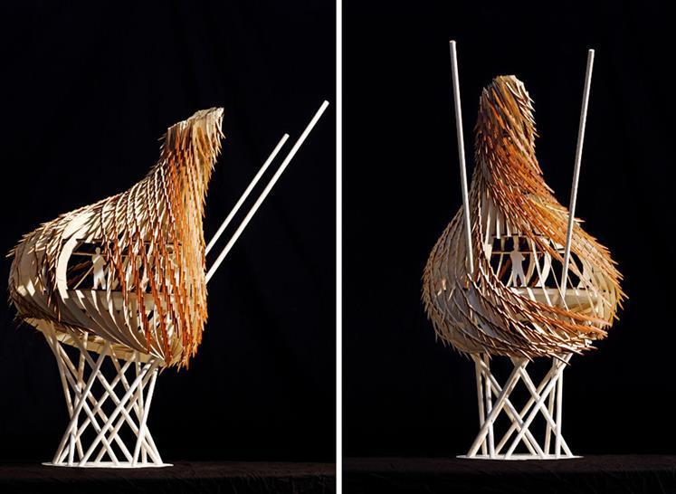 The Biodiversity Nest, Jerry Tate Architects