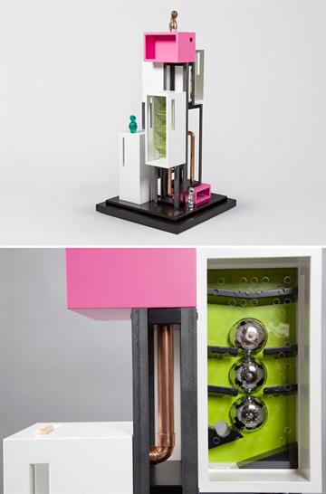 HLM Architects with JuJu Ross Design / A&J Hilliard Cabinet Makers: Sound [Play]ce
