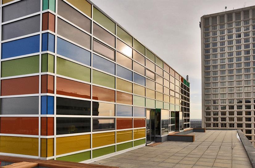 New Cambridge Lofts Penthouse. Image: Garth Crump