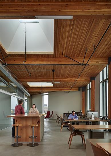 Bullitt Centre (Seattle, US) - Miller Hull Partnership