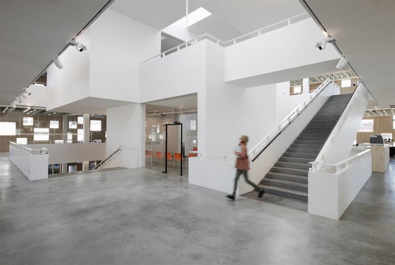 Umeå School of Architecture (Umeå, Sweden) - Henning Larsen Architects