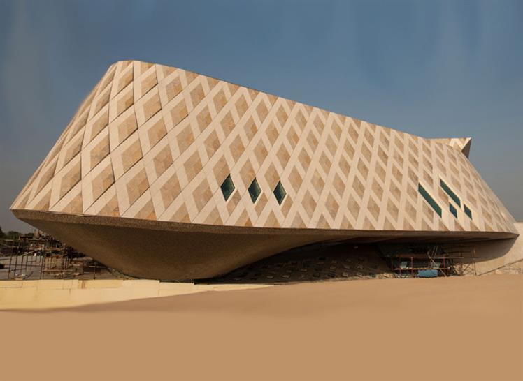 Sheik Zayed Desert Learning Centre (Al Ain, United Arab Emirates) - Chalabi Architects and Partners