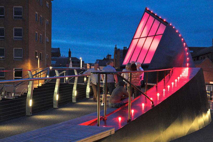 Scale Lane Bridge, Kingston upon Hull, UK by McDowell+Benedetti