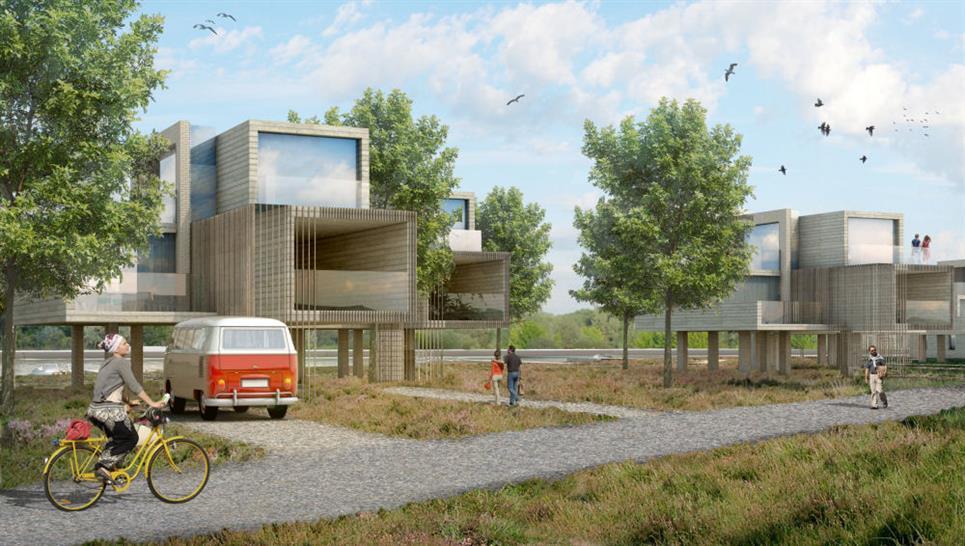 Lake Lothing: Assael Architecture