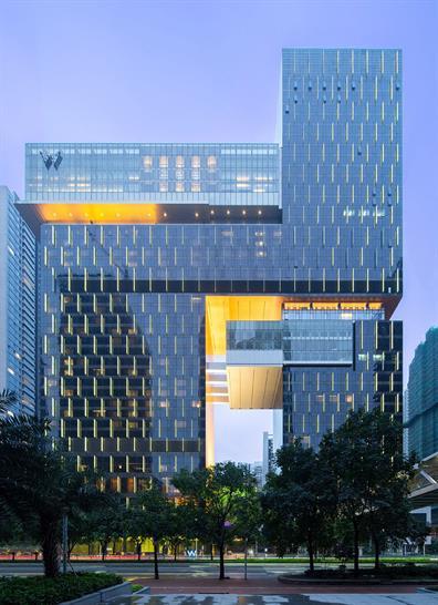 W Guangzhou Hotel & Residences - Rocco Design Architects