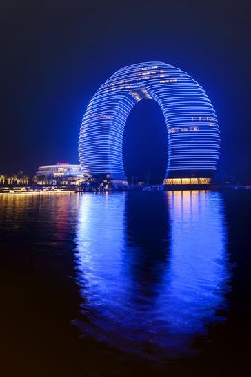 Sheraton Huzhou Hot Spring Resort - Ma Yansong