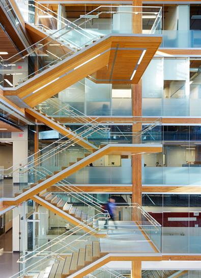 Earth Sciences Building, Canada - Perkins+Will