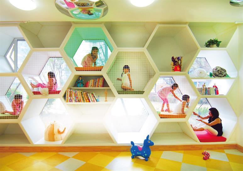 Da Ya Kindergarten, Taiwan - J. M. Lin Architect