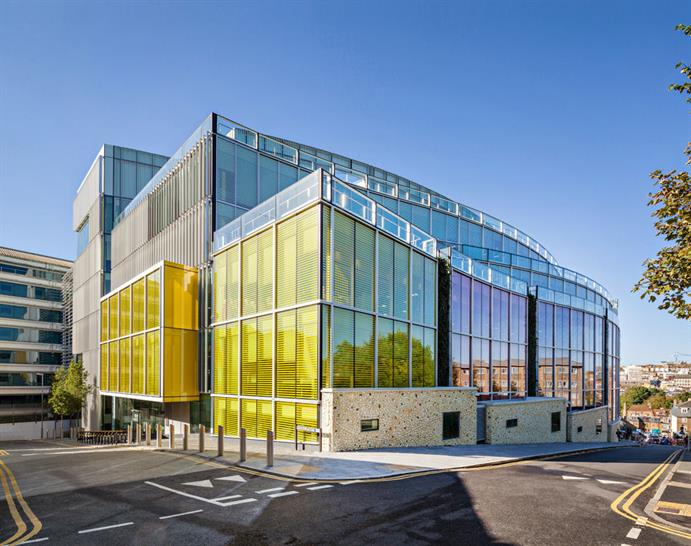 American Express Offices, UK - EPR Architects