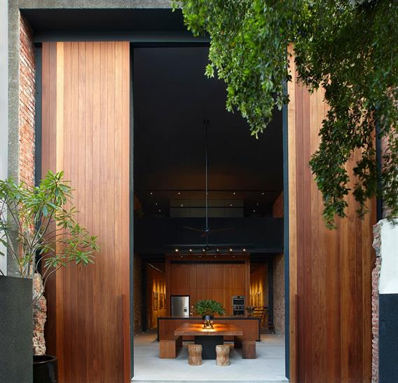 Lucky Shophouse, Singapore - CHANG ARCHITECTS