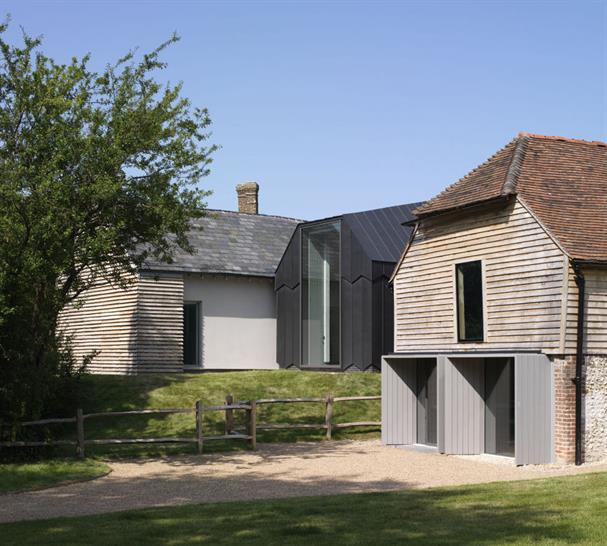 Ditchling Museum of Art + Craft, Ditchling, UK - Adam Richards Architects