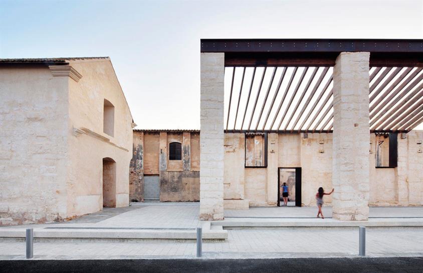 Can Ribas, Palma de Mallorca, Spain - Ferrer Fores Architects