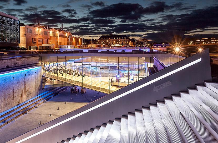Danish Maritime Museum, Helsingør, Denmark - Bjarke Ingels Group