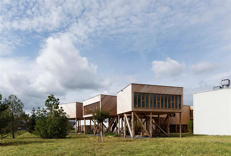 Branched Offices, Epones, France - Projectiles