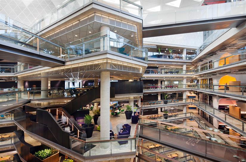 National Australia Bank (NAB) Docklands, Melbourne, Australia - Woods Bagot