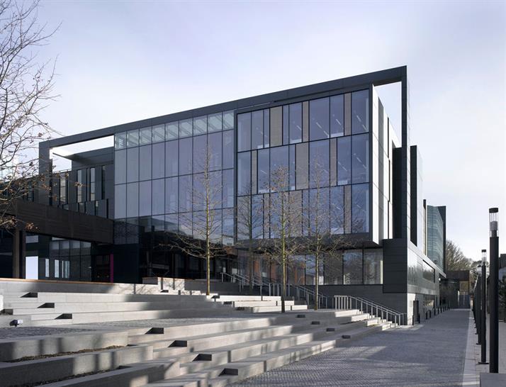 John Henry Brookes Building, Design Engine Architects