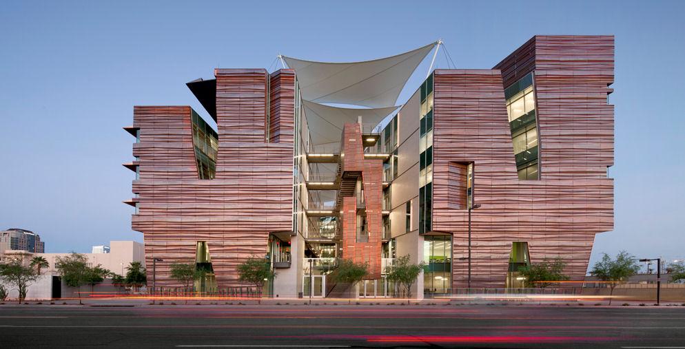 Health Sciences Education Building, CO Architects
