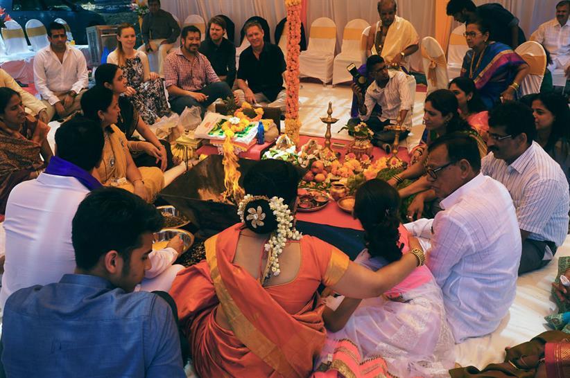 Groundbreaking Ceremony - Bhumi Puja