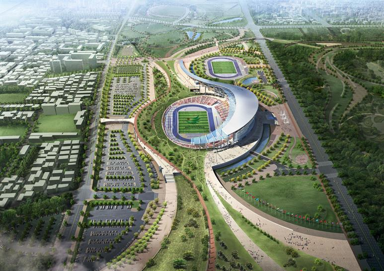 Legacy Mode 1. Credit: Incheon Asian Games + Populous