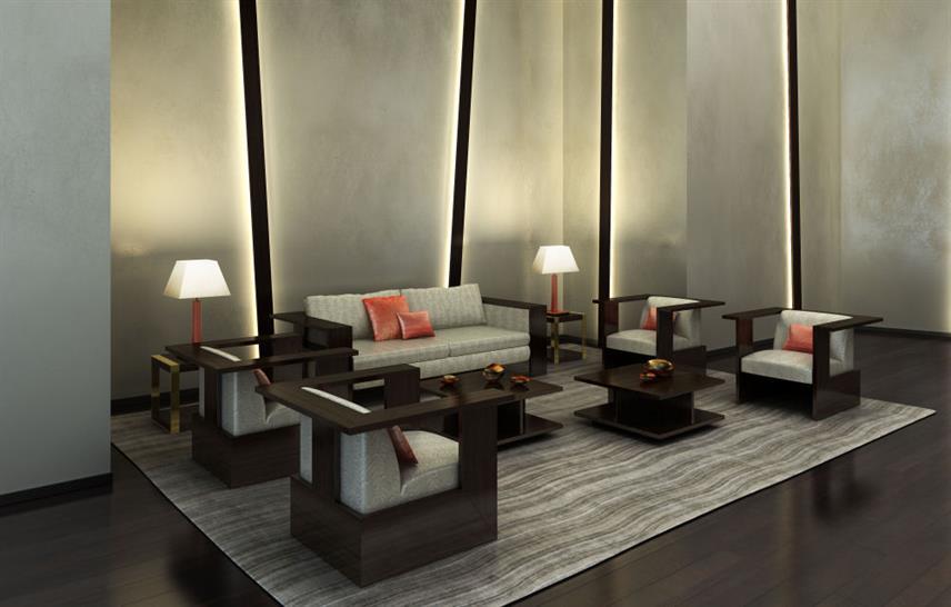 Interiors: Armani Casa