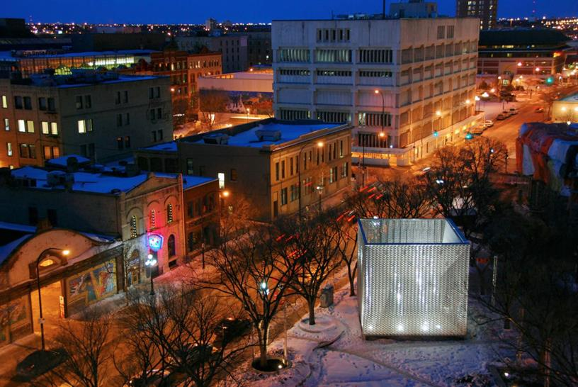 The Cube, Winnipeg