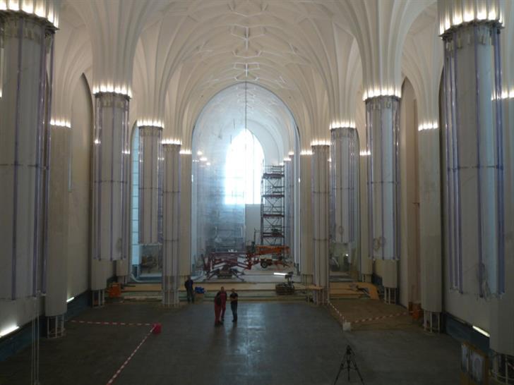 Interior copyright Ekkehard Krainer