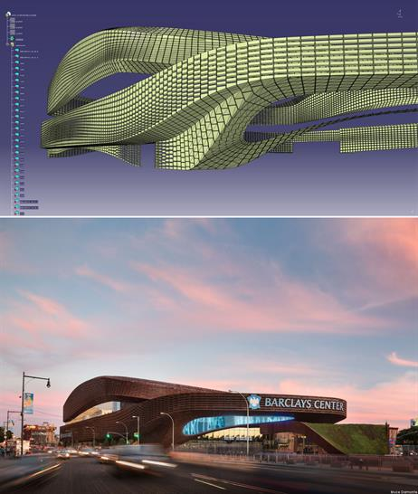 SHoP Architects: Barclay's Center