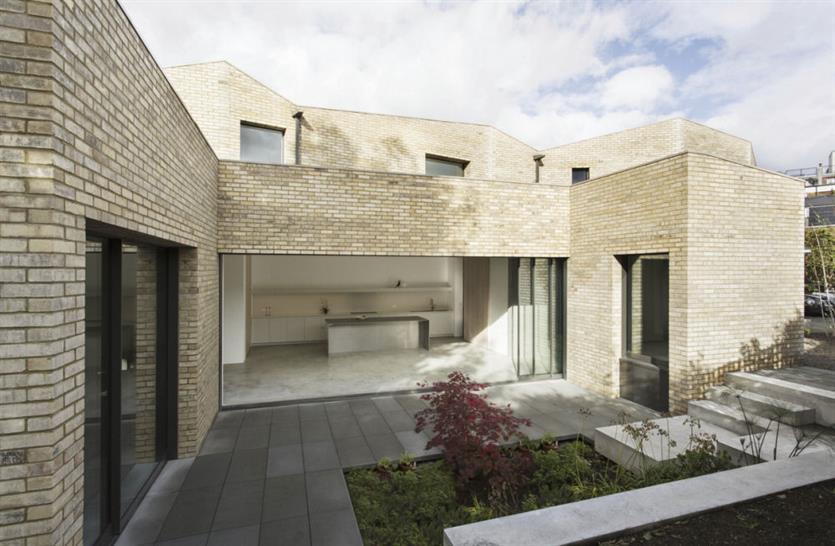 Luker House, Jamie Fobert Architects. Image: Oliver Hess