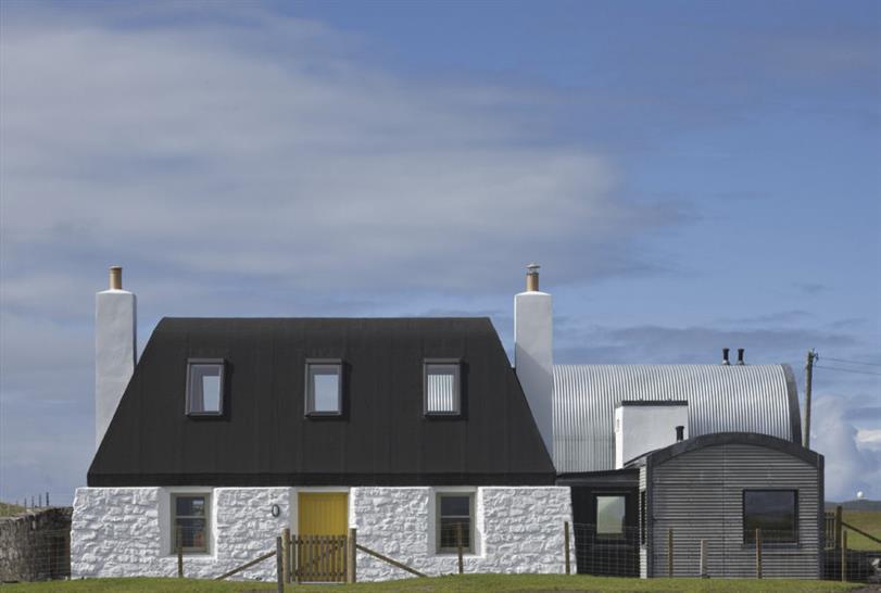 House no 7, Isle of Tiree, Denizen Works. Image: David Barbour