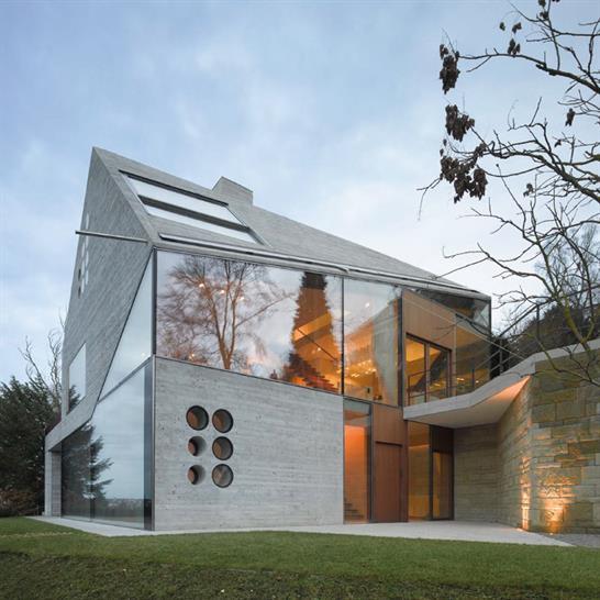 Villa H36, Stuttgart, Germany - MBA/S Matthias Bauer Associates