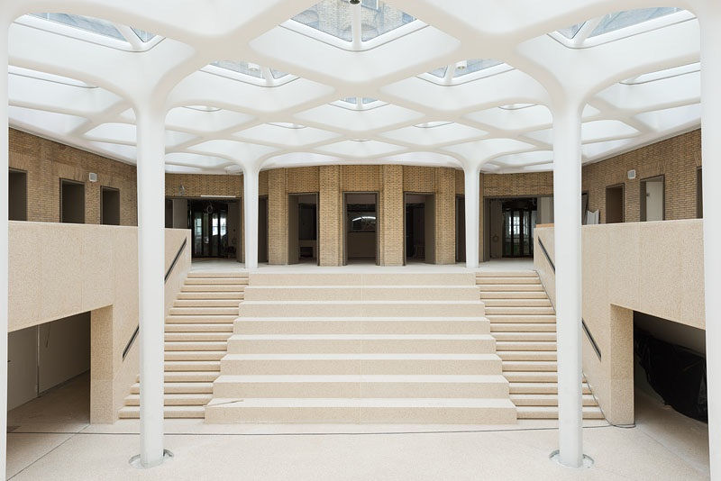 Ministry of Defence, The Hague, Netherlands - Sander Architecten Amsterdam
