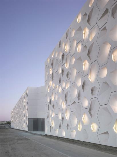CONTEMPORARY ART CENTER CÓRDOBA, CÓRDOBA, Spain - Nieto Sobejano Arquitectos S.L.P