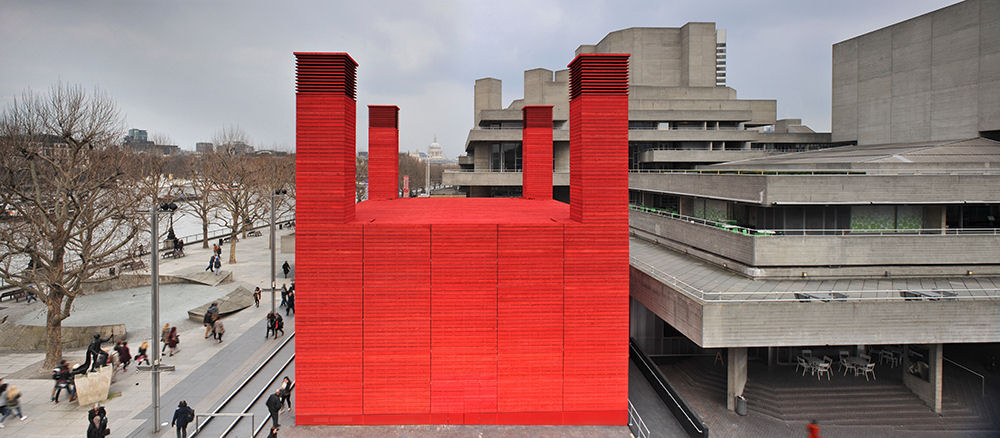 The Shed, London, United Kingdom - Haworth Tompkins