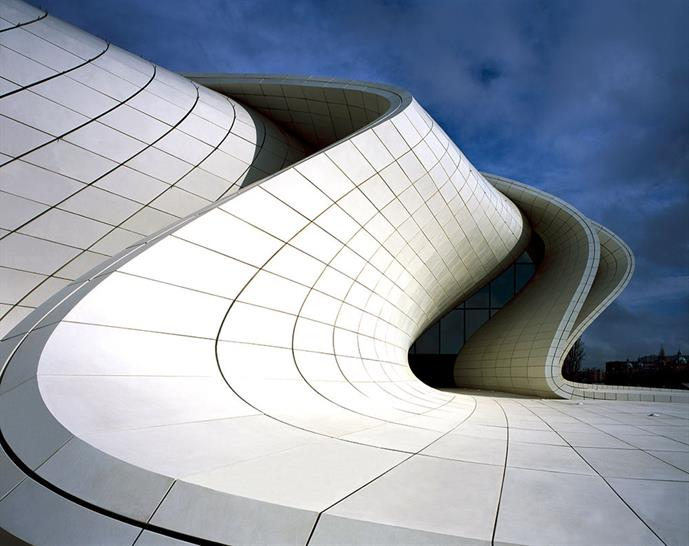 Heydar Aliyev Centre, Baku, Azerbaijan - Zaha Hadid Architects