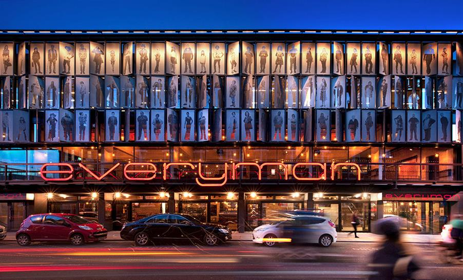 Everyman Theatre, Liverpool, United Kingdom - Haworth Tompkins