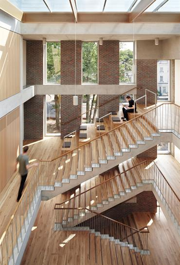 Ortus, London, United Kingdom Duggan Morris Architects