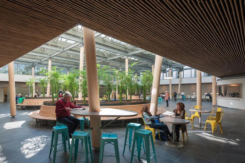 Meander Medical Centre, Amersfoort, Netherlands atelier PRO architekten