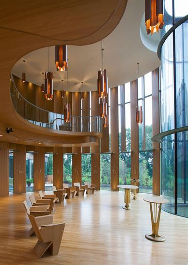 Residence for the Sisters of St. Joseph of Toronto, Toronto, Canada Shim-Sutcliffe Architects Inc.