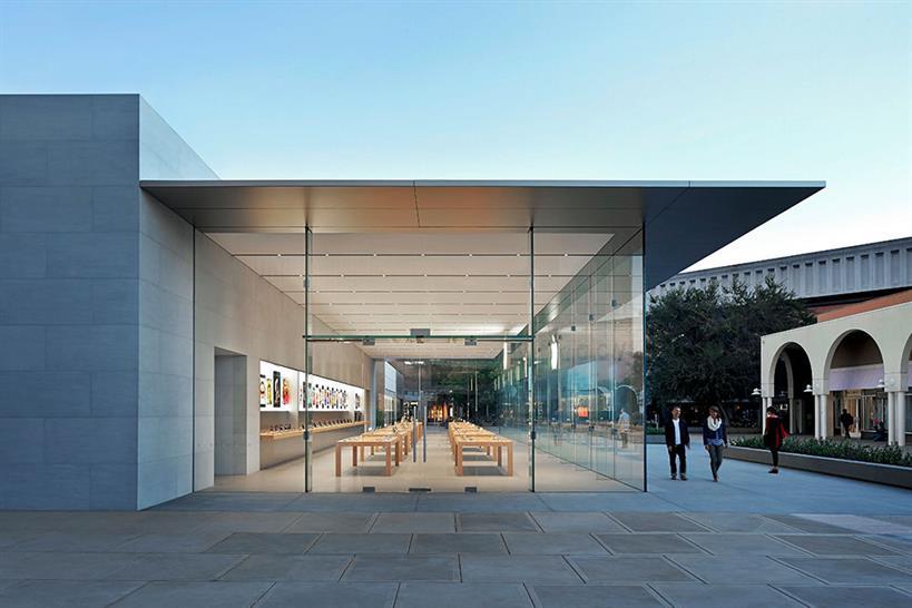 Apple Store, Stanford, Palo Alto, United States - Bohlin Cywinski Jackson
