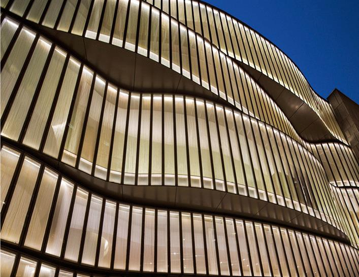 Pudding Mill Lane DLR Station, London, United Kingdom - Weston Williamson + Partners  Lincoln Square Synagogue, New York, United States - CetraRuddy Architecture