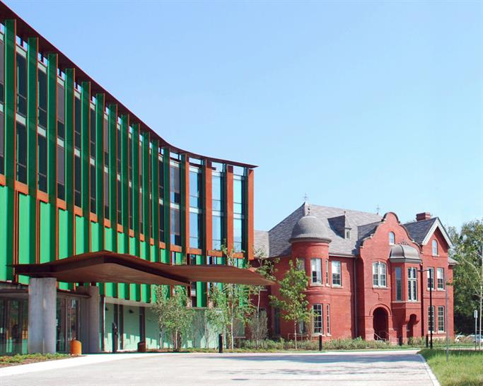 Residence for the Sisters of St. Joseph of Toronto, Toronto, Canada