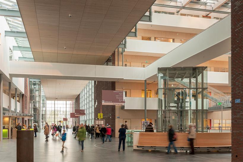 Meander Medical Centre, Amersfoort, Netherlands