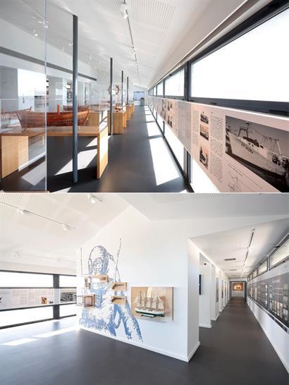 Maritime Museum. Image: Marie Caroline Lucat