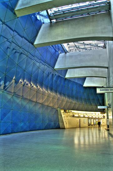 Southwark Tube Station. Image: Nick Garrod