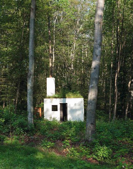 David Salmela, Yingst Sauna Traverse City, Michigan, USA. Image: Undine Pröhl/TASCHEN