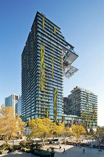 One Central Park by PTW Architects