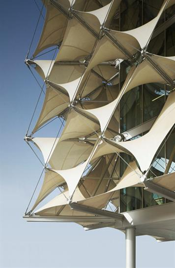 The King Fahad National Library by Gerber Architekten